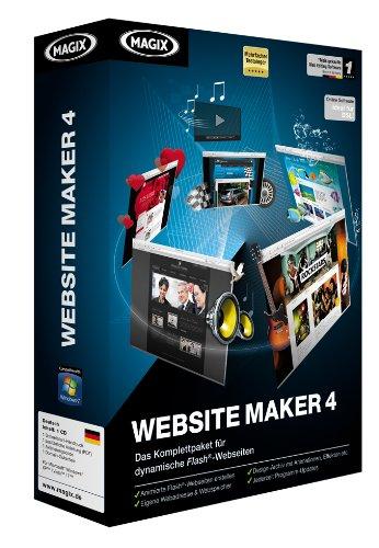 MAGIX Website Maker 4
