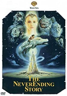 The Neverending Story POSTER Movie (27 x 40 Inches - 69cm x 102cm) (1984) (Style B) by Decorative Wall Poster