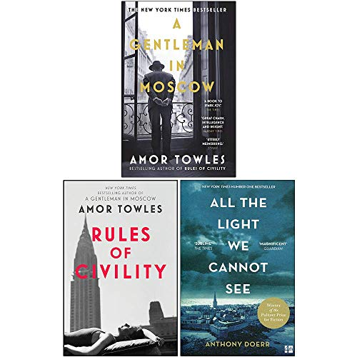 Anthony Doerr & Amor Towles Col…