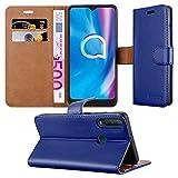 iPEAK For Alcatel 1s 2020 Phone Case Leather Flip Book