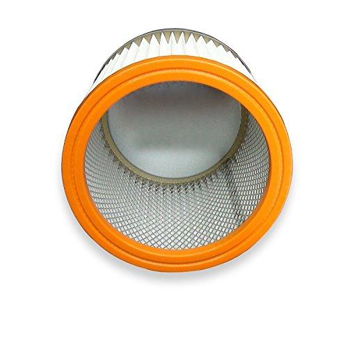 1 auswaschbarer PES Filter für Einhell BT-VC 1250-S 1250-SA 1450-SA Faltenfilter - MADE IN GERMANY - Kallefornia K702