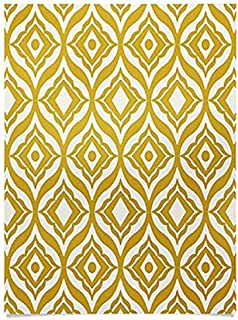 """Deny Designs Heather Dutton Trevino Yellow Poster, 18"""" x 24"""","""