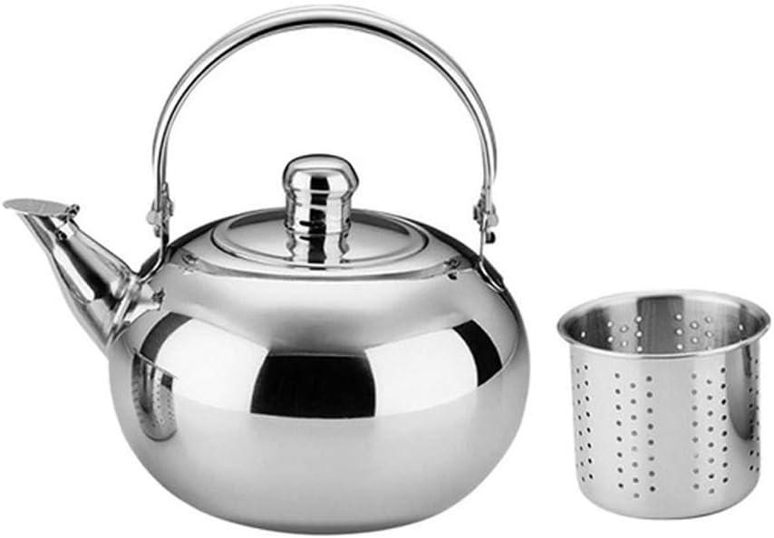 FUZHA Selling rankings Stainless Steel Tea Pot Coffee online shopping Water Lightweight Filters