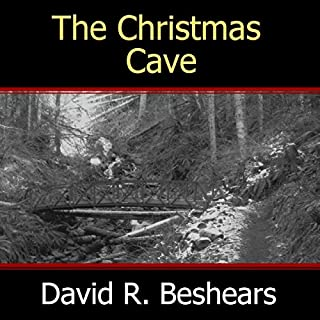 The Christmas Cave audiobook cover art