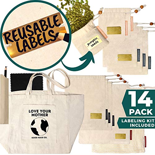 Reusable Produce Bags...