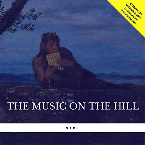 『The Music on the Hill』のカバーアート