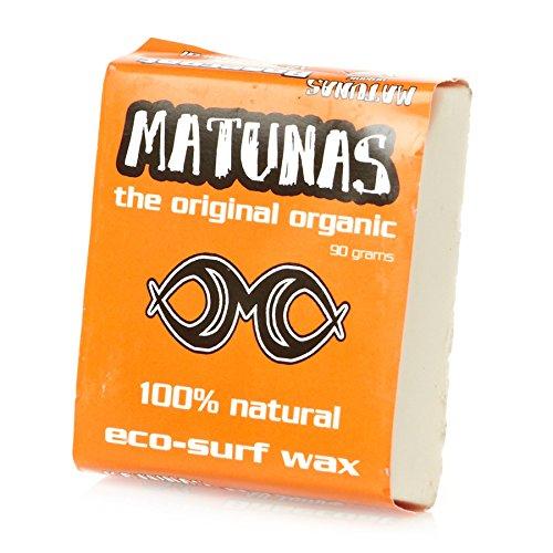 Matuna orgánico Surf Wax - capa
