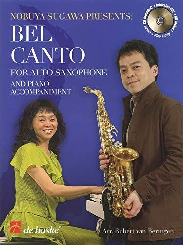 Bel Canto for Alto Saxophone