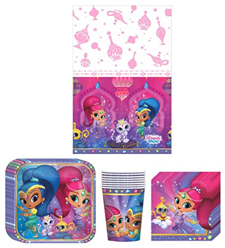 Shimmer and Shine Birthday Party Su…