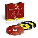 Cavalleria Rusticana & Pagliacci (2CD Remastered Original Recording & Blu-ray High Fidelity Pure Audio)