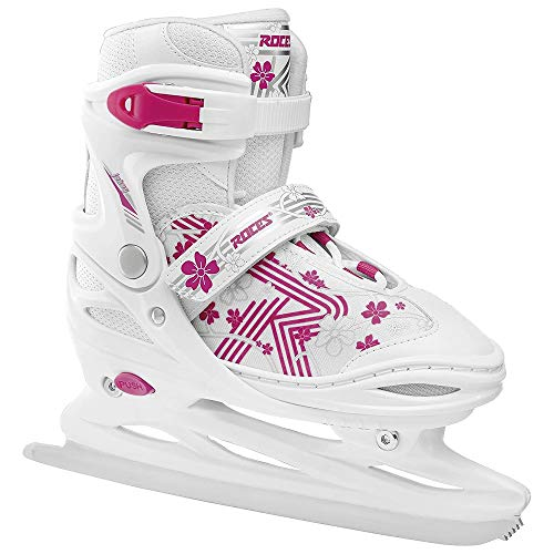 Roces Jokey Ice 3.0 Fille Patins à glace - Ice Skates pour Enfant