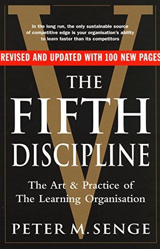 The Fifth Discipline [Paperback] [Jan 01, 2006] Peter M. Senge