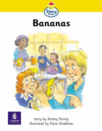 Story Street: Step 1 (LILA): Bananasの詳細を見る