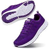 YILAN Women's Fashion Sneakers Breathable Sport...