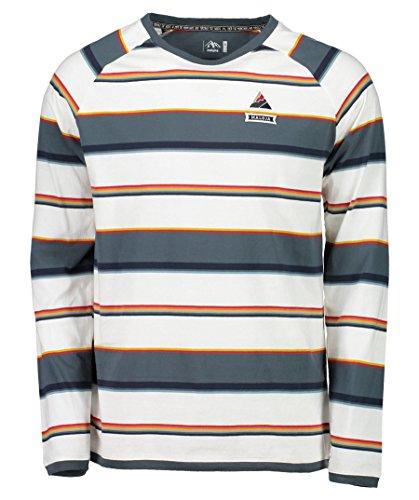 Maloja Vachendorf T-Shirt Manches Longues pour Homme Bleu Taille S