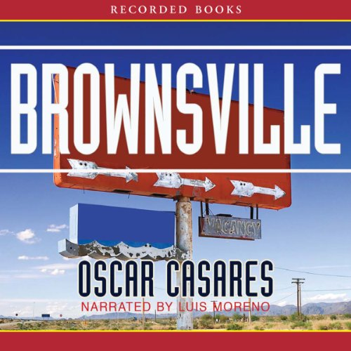 Brownsville audiobook cover art