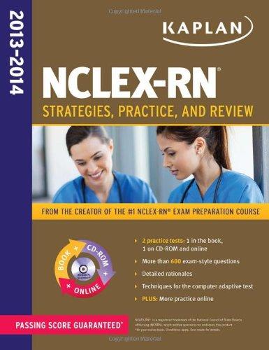 NCLEX -RN 2013-2014 (Kaplan Nclex-Rn Exam)