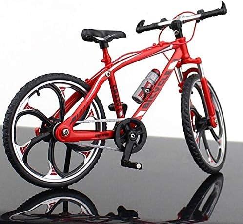 1:10 Mini Diecast Alloy Bicycle Racing Model Mounta Nippon regular agency Regular dealer Metal Finger