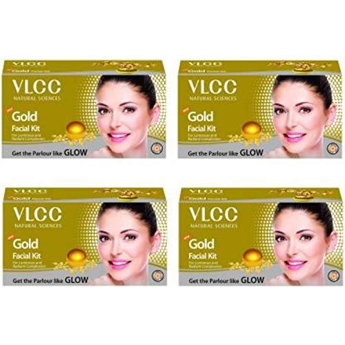 VLCC Glow Insta or Bleach mit Or oxyde Für Glowing Radiant & équité 60gm