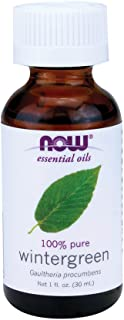 NOW Foods Wintergreen Oil - 1 oz.