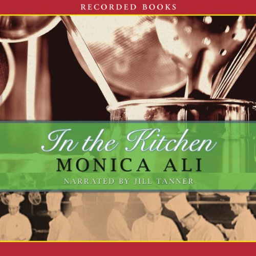 In the Kitchen audiobook cover art