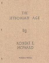 The Hyborian Age - Facsimile Edition