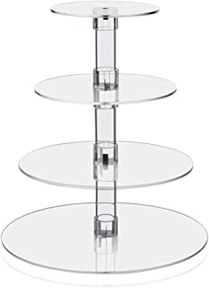 Best acrylic cake plates and tubes Reviews