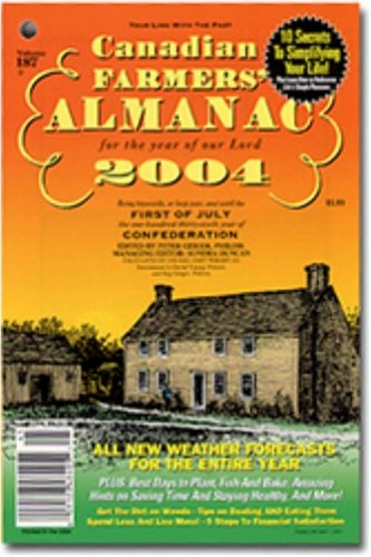 Best canadian farmers almanac