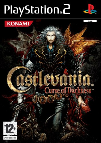 Konami Castlevania Curse of Darkness, PS2