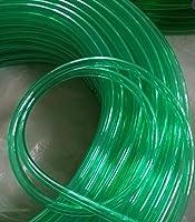 Polyurethane Flexible Tubing Pneumatic PU Pipe Tube Hose - Air Chemical Fuel Oil 1Mtr