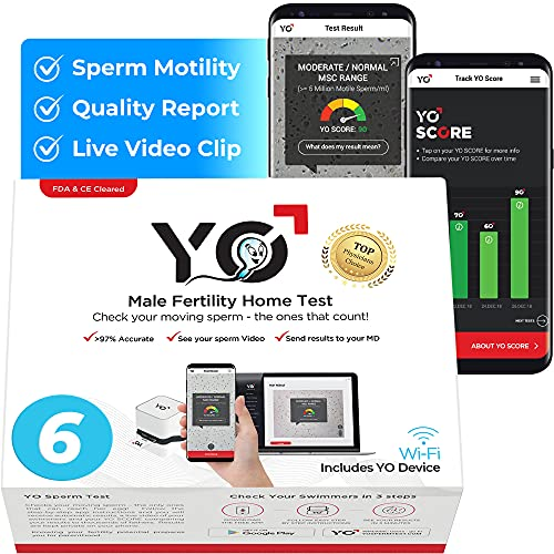 YO Home Sperm Test for Apple iPhone, Android, MAC and...
