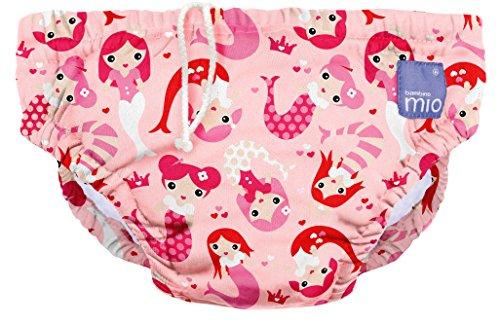 Bambino Mio, Reusable Swim Nappy , Mermaid, Extra Large (2 Years+)