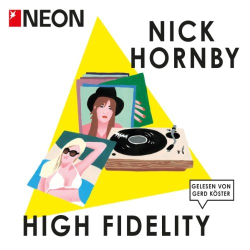 High Fidelity (NEON Edition) cover art