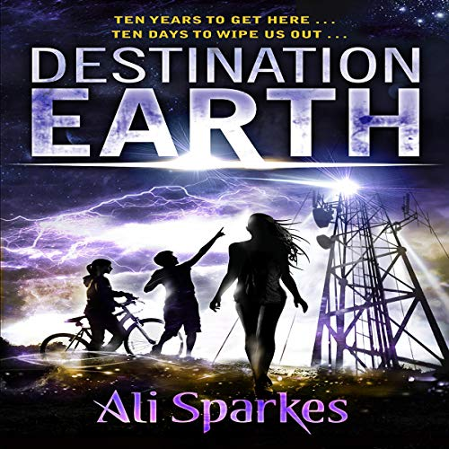 Destination Earth audiobook cover art