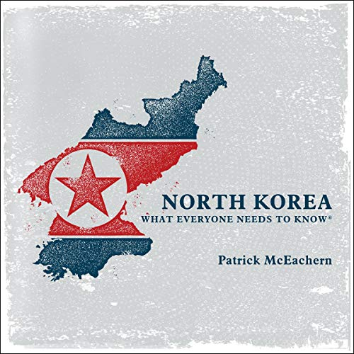 North Korea audiobook cover art