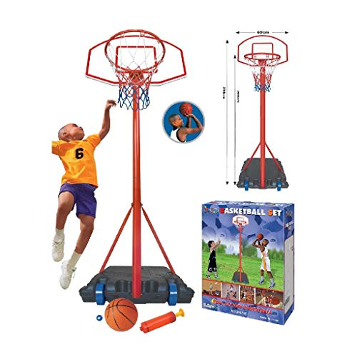 Ak Sport - 0729018 - Set De Basketball + Ballon