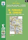 M. Fumaiolo M. Comero. Sorgenti del Tevere, Savio e Marecchia. Ediz. italiana, inglese e francese