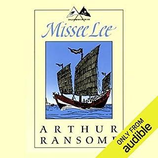 Missee Lee  audiobook cover art