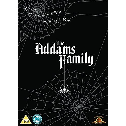 Addams Family: The Complete Seasons 1-3 [Edizione: Regno Unito] [Edizione: Regno Unito]
