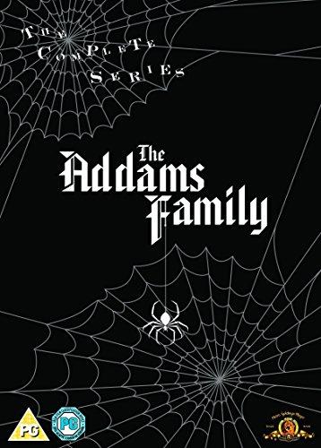 Addams Family Complete The DVD [Reino Unido]