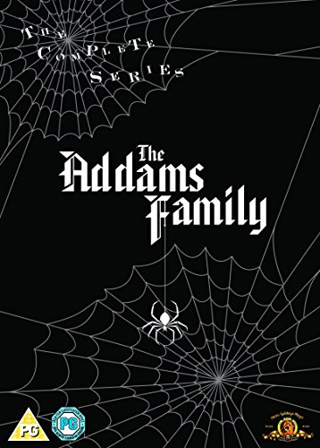 The Addams Family - Series 1-3 - Complete