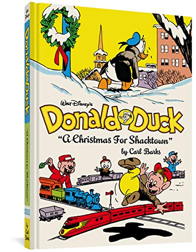 """Image of Walt Disney's Donald Duck """"A Christmas For Shacktown"""": The Complete Carl Barks Disney Library Vol. 11 (The Complete Carl Barks Disney Library, 11)"""