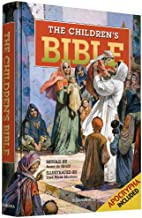 The Catholic Children's Bible, with Apocrypha-Creation-Adam-Eve-Garden of ... for Youth-Samson- Matthew-Mark-Hardcover