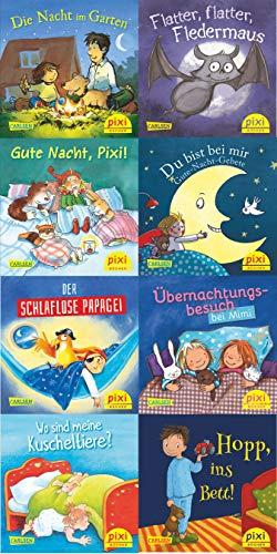 Pixi-8er-Set 233: Pixi wünscht Gute Nacht (8x1 Exemplar) (233)