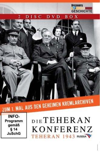Die Teheran Konferenz - Teheran 1943 [2 DVDs]