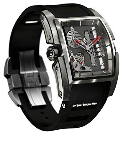 Cyrus Watches - Kambys Titanium