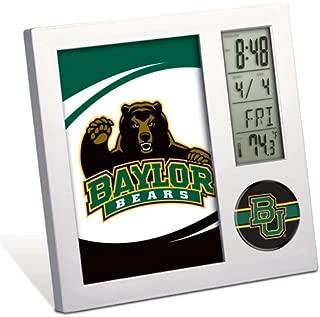 ThoughtWorks Nebraska Cornhuskers NCAA Rocking Alarm Clock University of