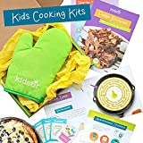 KIDSTIR - Monthly Kids Cooking Kit Subscription Box - Fun Recipes & Tools, Creative Baking & Cooking Activity for Children, Best Gift for Boys & Girls