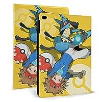 """タブレットケース ポケット ルカリオ タブレット保護ケース iPad Mini4/5 7.9 インチ iPad Air1/2 9.7 インチ タブレット ドロップショック保護ケース 軽量防塵フル保護ケーススクラッチシェル iPad mini4/5 7.9"""""""
