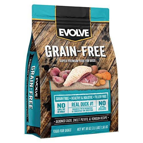 Evolve Grain-Free Deboned Duck